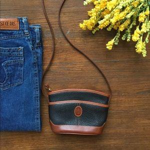 Vintage Leather Mini Purse